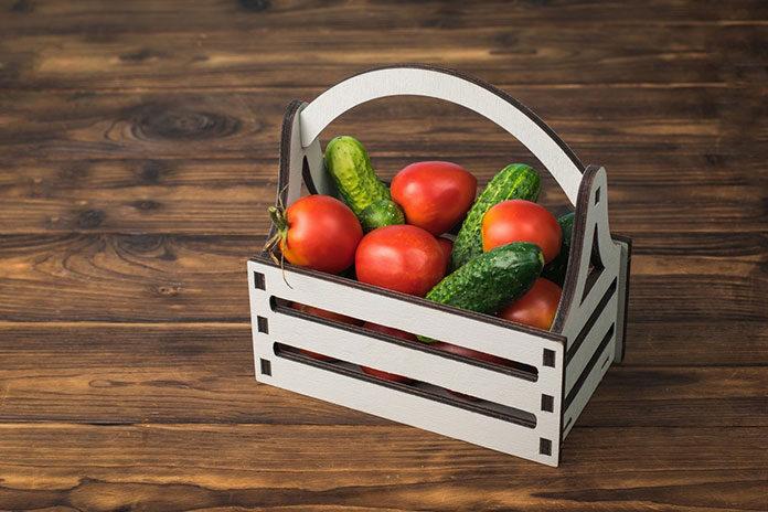 Benefit w postaci skrzynek z owocami dla pracowników